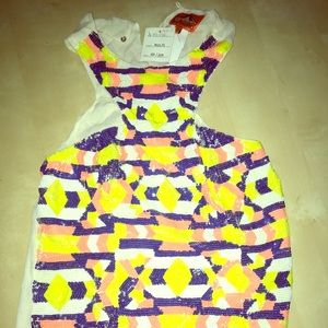 Pia pauro dress new with tags